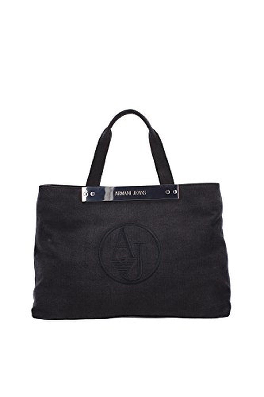 Sac à Main Armani Femme : A u armani jeans sac ? main femme coton noir