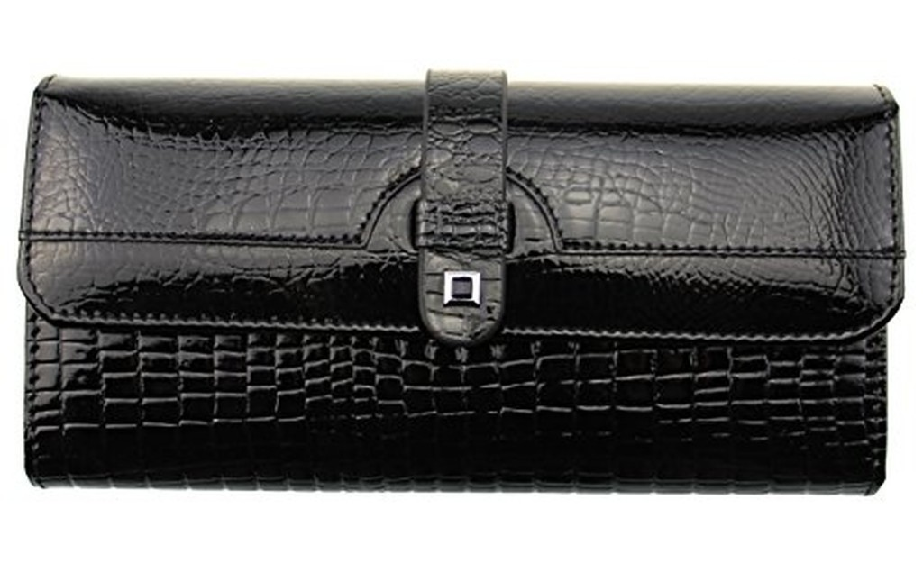 pochette cuir femme luxe