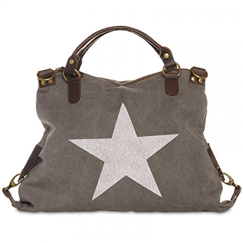 caspar tl709 sac en toile avec toile pour femme 2016 soldes sac mains top
