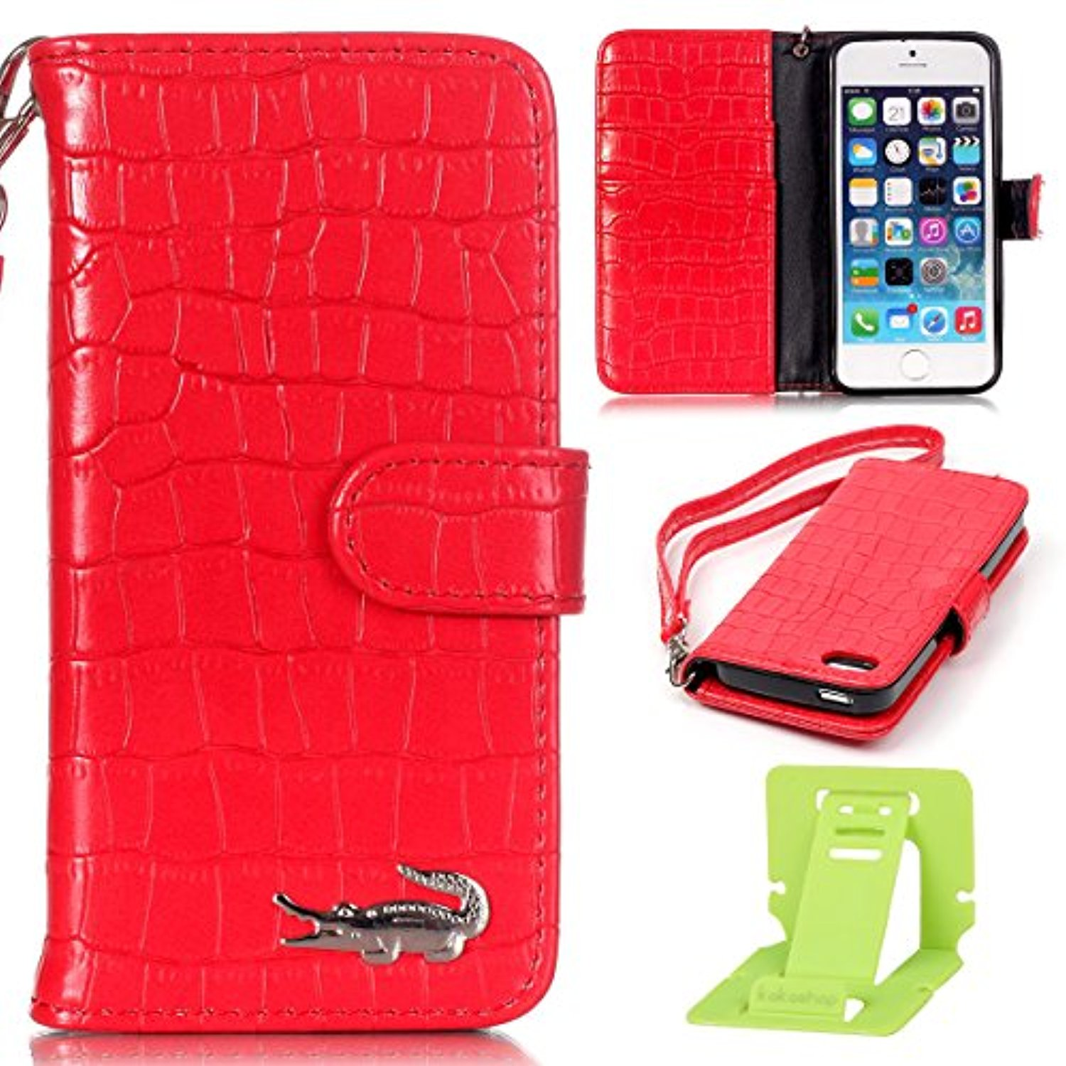 Couqe etui pour iphone se iphone 5s coque rabat iphone 5 for Etui housse iphone 5