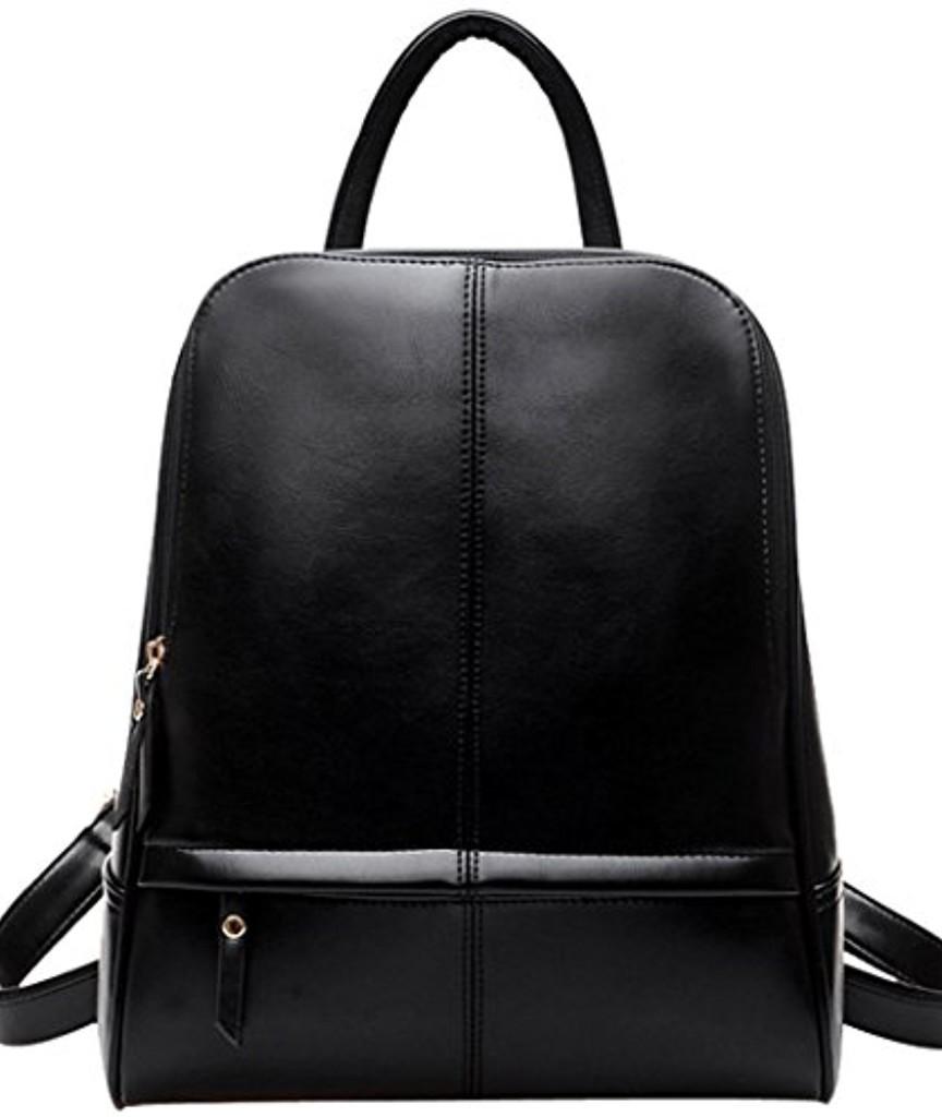 coofit sac de voyage cuir cartable sac dos college femme sac dos cole fille sac scolaire. Black Bedroom Furniture Sets. Home Design Ideas