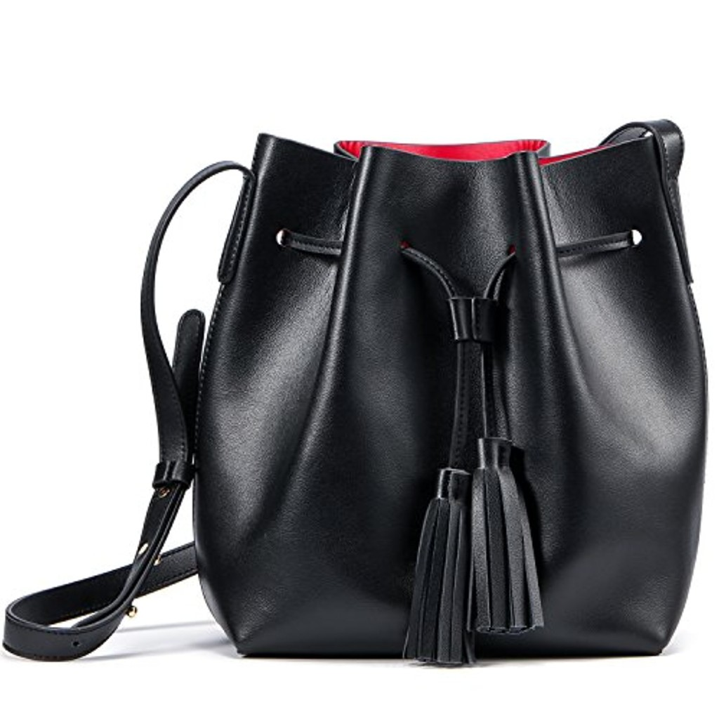 kattee sac dos cuir femme sac en vrai cuir sac bandouli re sac port paule sac ipad sac. Black Bedroom Furniture Sets. Home Design Ideas