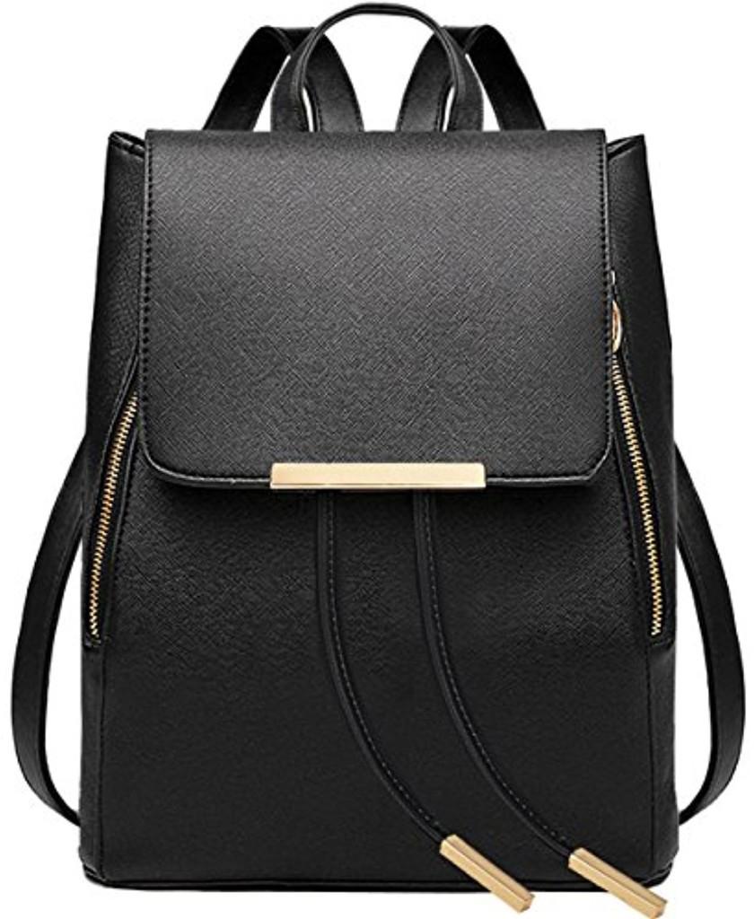coofit sac dos femme cuir sac portes dos college fille cartable scolaire femme cuir 2017. Black Bedroom Furniture Sets. Home Design Ideas