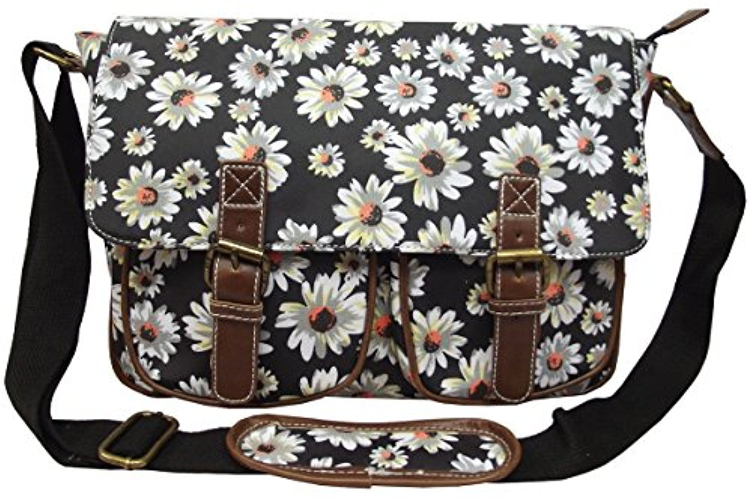 City Girl/Anna Smith Pois, Fleurs (Fleurs) Cartable ...