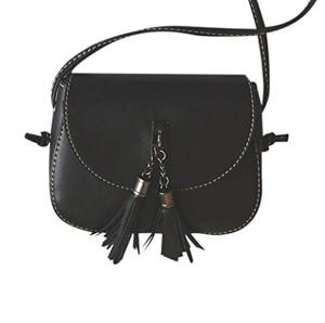 Sac à bandoulière femme,Jimma Sac à bandoulière femme Tassel Crossbody Grand sac fourre-tout de messager de sac à main 2017