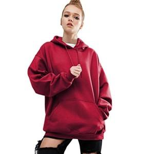 Sweatshirt, Femmes Manches longues Sweat à capuche Pull Décontracté à capuchon Manteau 2017