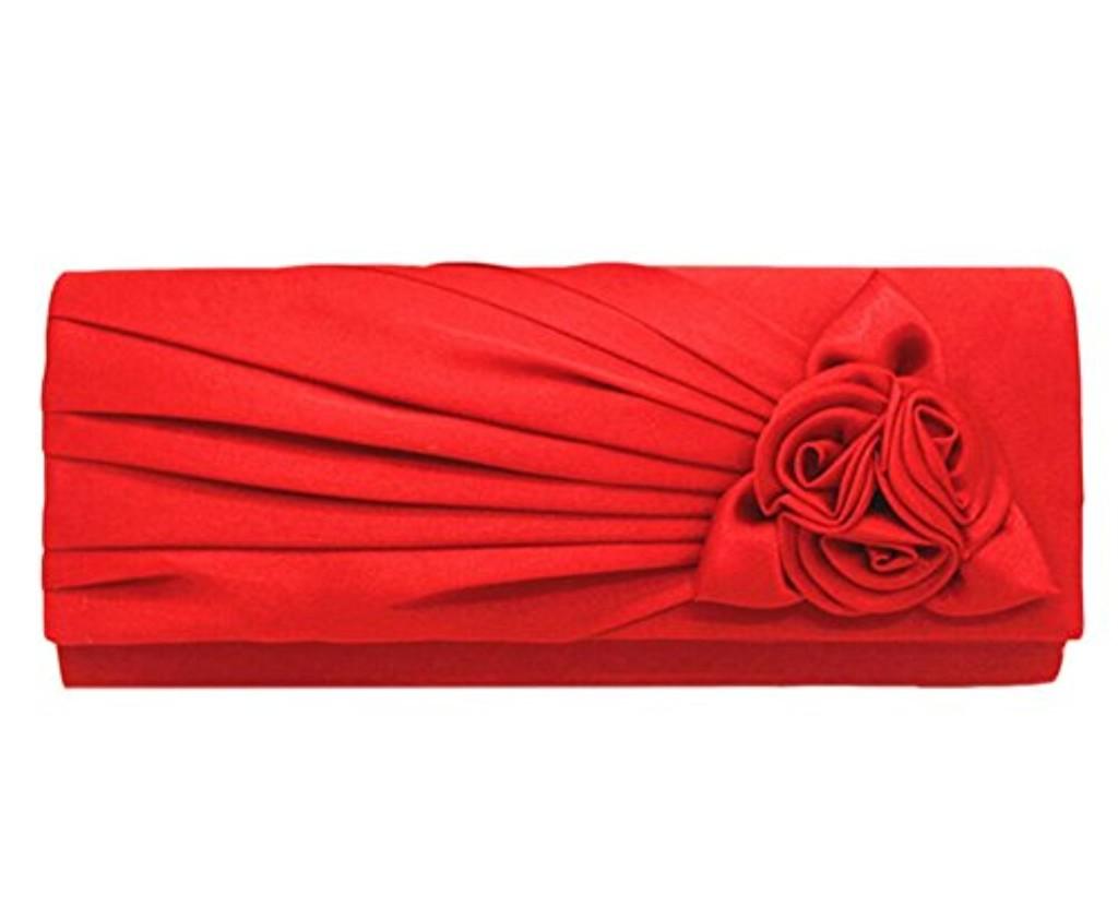 sac à main pour la mariée,rose