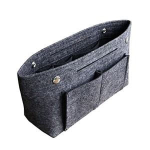 APSOONSELL – Organiseur de sac a main femme, Sac de rangement intérieur pour grand sac à main ou sac de voyage 2018