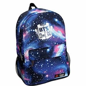 Discovery Unisexe Kpop BTS ciel étoilé impression toile sac à dos cartable épaule sac à main 2018