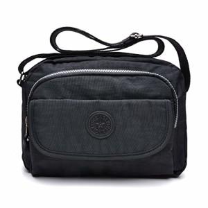tuokener Sacs Bandoulière Femme Imperméable Pour Voyager Crossbody Bag Nylon Waterproof 2018