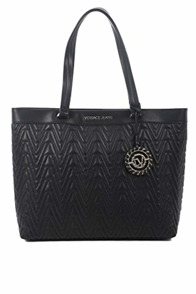 Versace Jeans Ee1vrbby4 E70040, Cartable pour Femme noir noir 2018
