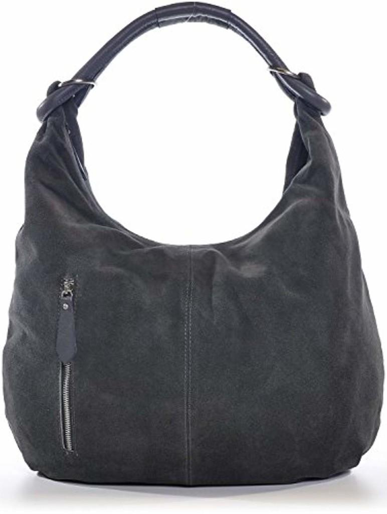 CNTMP, Mesdames sacs à main, sacs hobo, sacs à bandoulière, sac, sacs, sacs à la mode, velours, suède, daim, sac en cuir, A4, 44x36x4cm (L x H x P) 2018