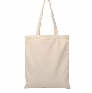 Demarkt 1 pcs Sac Toile Coton Multifonction Sacs De Voyage à Main Sac Sac Bandoulière Sac de Courses pour Femmes Filles Blanc 34*39cm 2018