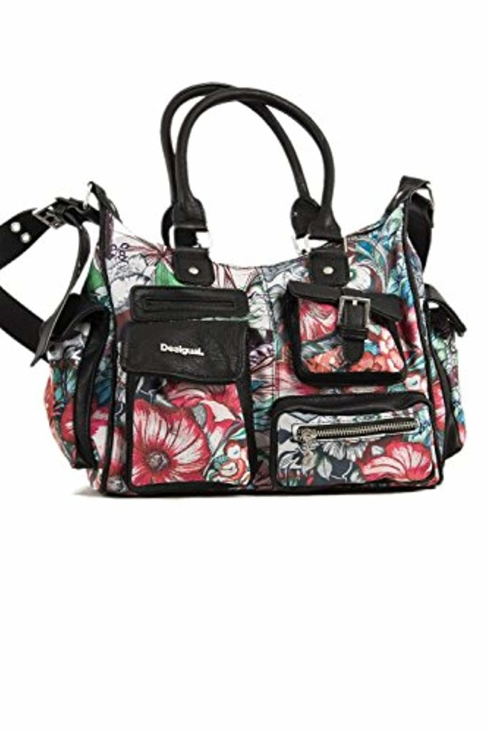 Desigual Sac 18saxfba yandi London Medium Bleu 2018