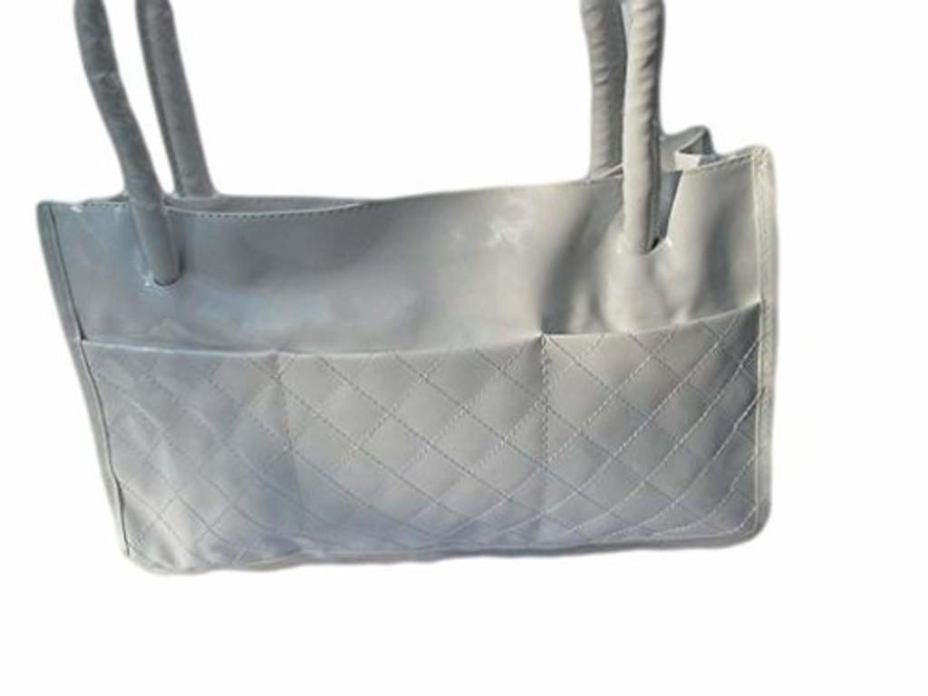 Noir, blanc ou Rose matelassé brillant de brevet en simili cuir de qualité supérieure pour sac à main en forme de sac à main Motif Fat-catz-copy-catz-copy-catz-copy-catz 2018