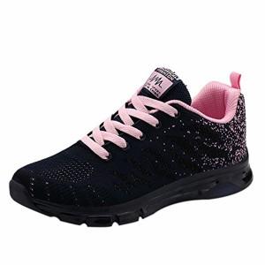 Chaussures de Course, LuckyGirls Mode Nouveau Automne Hiver Femme Chaussures de Multisports Outdoor Sports Fitness Gym athlétique Baskets Sneakers 35-41 2019
